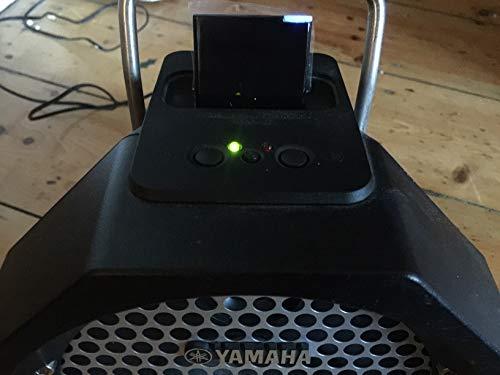Bluetooth Adapter for Yamaha PDX-11 Speaker for iPod iPhone - Black 1 Product (Yamaha Ipod)
