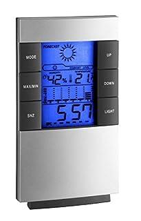 TFA Dostmann 35.1087 - Estación meteorológica digital (B001G7GDAC) | Amazon Products