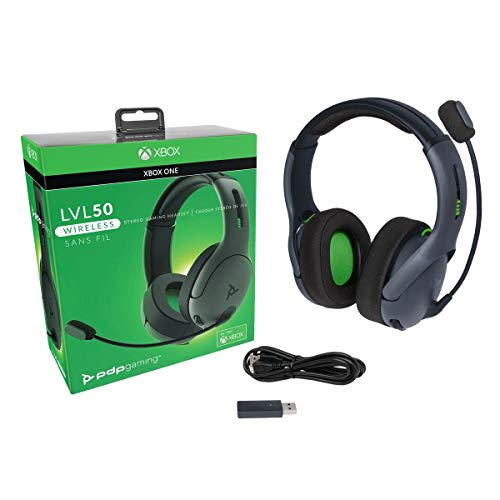 Wireless-Headset Microsoft LVL50 für Xbox One [ ]