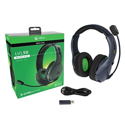 Wireless-Headset Microsoft LVL50 für Xbox One [ ]