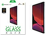 Amazing Thing iPad PRO 11 inch (2020/2018) 2.5D Tempered Glass Screen Protector Supreme Glass - Crystal