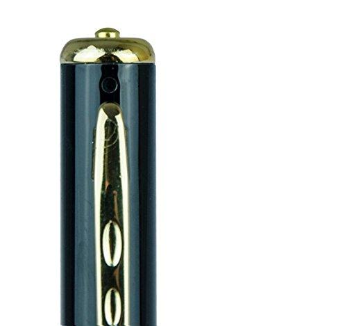 Kugelschreiberkamera K31 Spionagekamera SpyCam Stiftkamera Kugelschreiber Micro SD Kartenslot unauffällig Videos und Bilder aufnehmen von Kobert–Goods