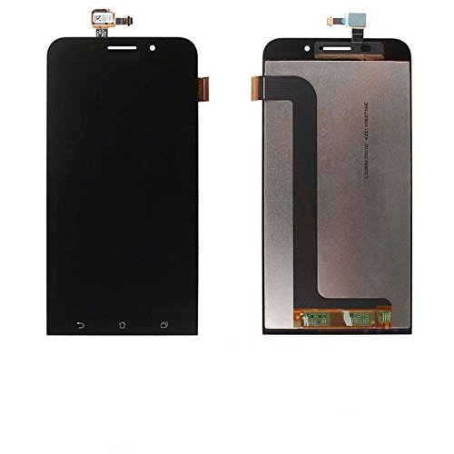 Mobivent LCD Display and Touch Screen Digitizer for Asus Zenfone Max (Black)