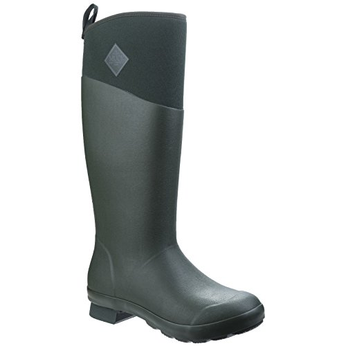 Muck Boots Tremont - Stivali Wellington impermeabili - Unisex Deep Forest/Charcoal Gray