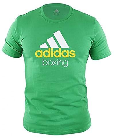 Adidas Community Boxing T-Shirt, Kurzarm-Shirt, Sportshirt, Boxing-Shirt , Funktionsshirt,