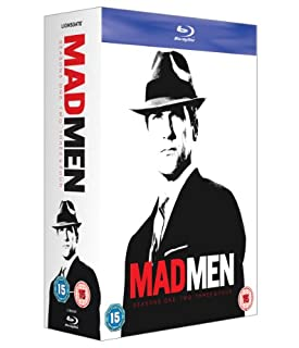 Mad Men Mad Men - Seasons 1-4 [Blu-ray] (B004ISLFHW) | Amazon price tracker / tracking, Amazon price history charts, Amazon price watches, Amazon price drop alerts
