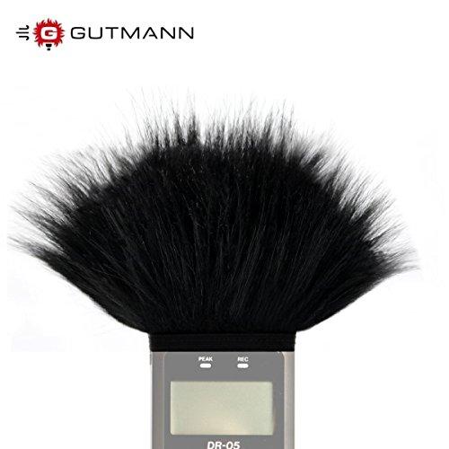 gutmann-microphone-windshield-windscreen-for-tascam-dr-05-dr-05-v2-digital-recorder