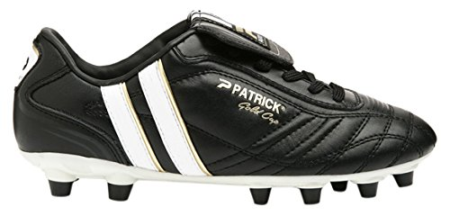Fußballschuhe Patrick (Patrick Goldcup Fußballschuhe schwarz Größe 33)