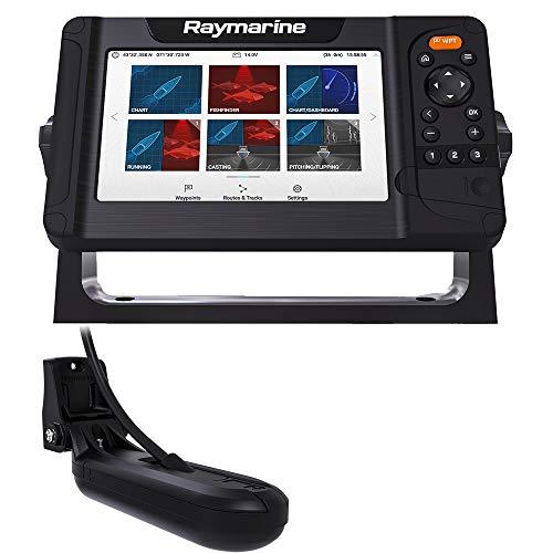 Raymarine Element 7 HV Sonar-GPS-Multifunktionsdisplay, gewünschte Variante:4 | MFD + HV-100 Raymarine Vier