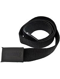 Thrasher - Cinturón - para hombre Negro negro