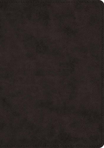 ESV Journaling Bible, Interleaved Edition (Trutone, Black)