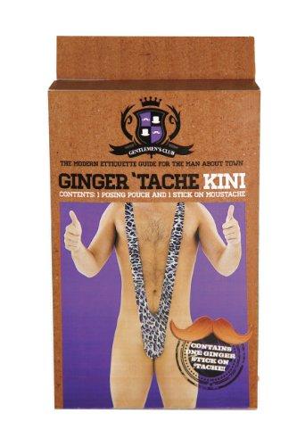 Gentleman's Club Ginger Tache (Outfit Borat)