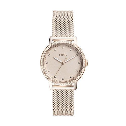 Fossil Damen-Armbanduhr ES4364