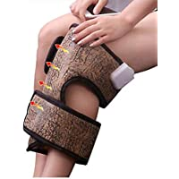 Knee Magnetic Ferninfrarot-Turmalin-Knie-Auflage-Elektrische Heizungs-Therapie-Anion-Klammer-Bein-Schmerz-Stützthermamatten-Gesundheitswesen preisvergleich bei billige-tabletten.eu