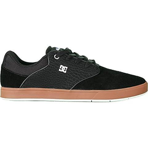 Dc Shoes Mikey Taylor - Shoes for Men, Color: BLACK/BLACK/GUM, Size: 46 EU (12 US / 11 UK)