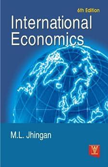International Economics by [Jhingan, M.L.]
