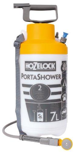Hozelock Portashower 4140 Doccia portatile 4 in 1