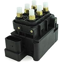 PAO MOTORING Per Audi A8 A6 Quattro aria sospensione blocco aria alimentazione dispositivo compressore OEM 4F0616013 aria alimentazione elettrovalvola