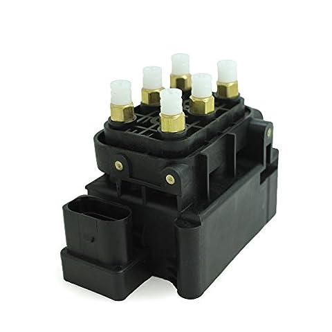 PAO MOTORING New Luft-Federung-Magnetventil For Audi Allroad Quattro A8 D3 2.7L A6 C5 OEM 4F0616013 Luft-Kompressor
