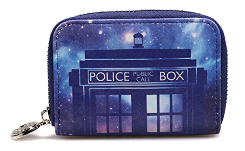 Doctor Who Geldbörse - Galaxy - Telefon Telefonzelle