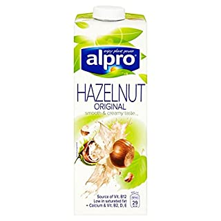 Alpro Hazelnut Original Milk, 1L