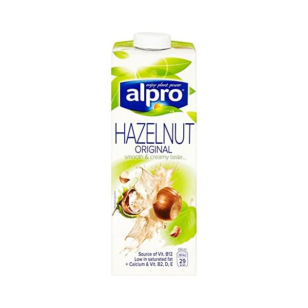 Alpro Hazelnut Original Milk, 1L 1