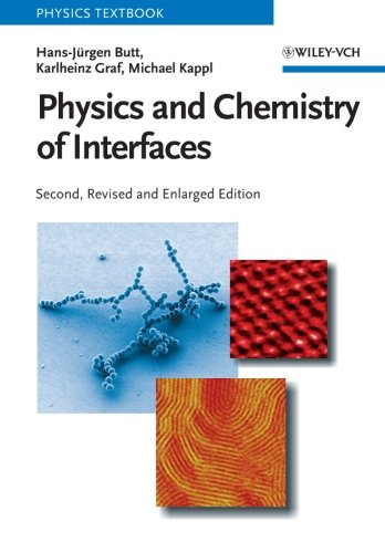 Physics and Chemistry of Interfaces 2e (Physics Textbook)