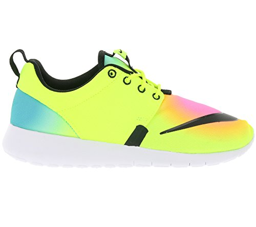 Nike Herren Roshe One Fb (Gs) Fußballschuhe Amarillo (Amarillo (volt/black-pink blast-total orange))
