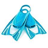 Aqua Speed leichte Trainingsflossen für Kinder Jungen I Kurze Schwimmflossen I...