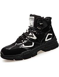 900c8f3e44b14 NANXIE Calzado Diario para Hombre Calzado Deportivo Zapatos Casuales Otoño