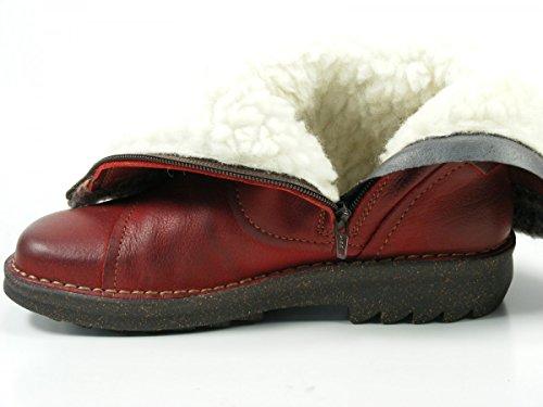 Camel Active 210-25 Ontario bottes & bottines femme Rouge