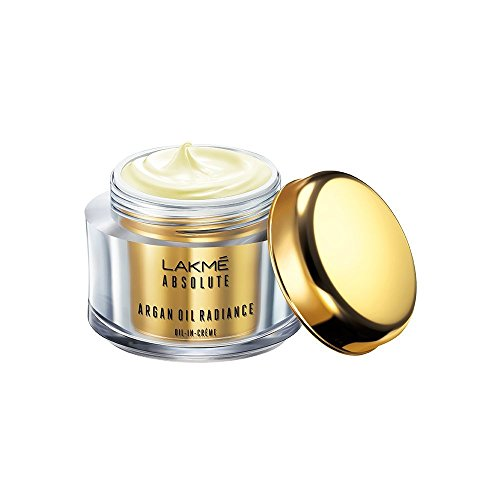Glamorous Mart - Lakme Absolute Arganöl Radiance Öl-in-Creme - 50 g - Bade-Öl Spray
