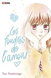 Les foudres de l'amour Edition simple Tome 1