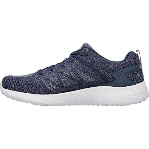 Skechers Sport Burst Women's Chaussure De Course à Pied - AW16 Navy blue