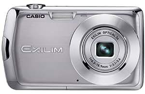 """Casio Exilim EX-Z1 Appareil Photo Compact Numérique 10,1 Mpix Zoom optique 3x Ecran TFT 2,7"""" Gris brillant / Noir"""
