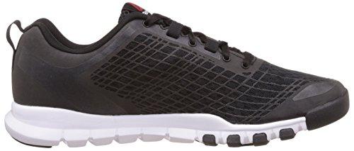 Reebok Everchill Train, Chaussures de Sport Homme Multicolor (BLACK / WHITE)