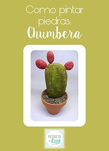 Como pintar piedras - Chumbera por Pedreta de Riu Susana Puig