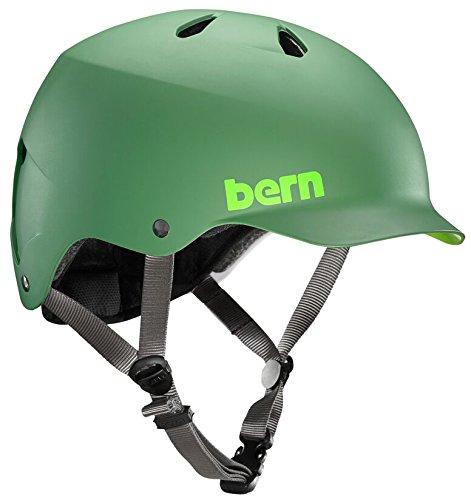 BERN WATTS H2O Helm 2016 leaf green, S