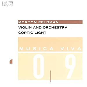 Violin and Orchestra/Coptic Light