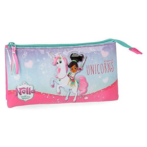 Nella Dreams of Unicorns Kosmetikkoffer, 22 cm, 1.32 liters, Mehrfarbig (Multicolor)
