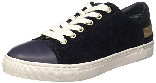 Tommy Hilfiger J1285eanne 1b, Sneakers Basses Femme Bleu (Midnight 403)