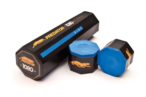 Produktbild Billardkreide Predator 1080 Pure, blau, 5er Pack
