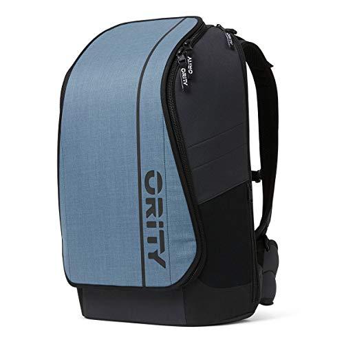 ORITY ONE: Laptop Rucksack 17 Zoll für Esport, Gamer & Business   Gaming Rucksack   Recycelt   Handgepäckgröße   Wasserabweisend   35 Liter