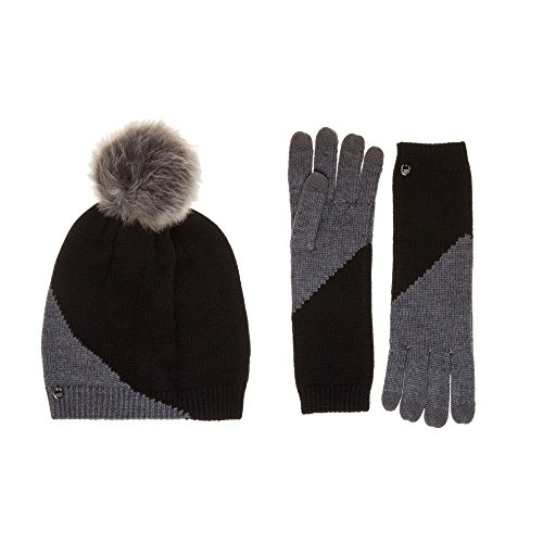 Ugg® Australia Hat And Smart Glove Damen Gift Set Schwarz