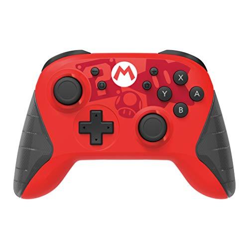 Hori - Horipad Inalámbrico Super Mario Nintendo Switch