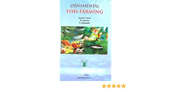 Amazon in: Buy Ornamental Fish Farming Book Online at Low