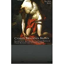 [(Edgar Huntly; or, Memoirs of a Sleep-Walker: With Related Texts)] [Author: Charles Brockden Brown] published on (September, 2006)