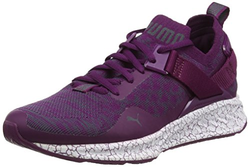 Puma Ignite Evoknit Lo Hypernature, Chaussures Multisport Outdoor Femme