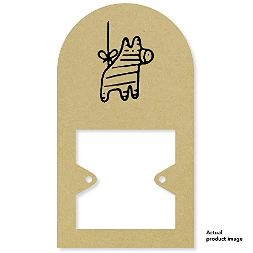 Price comparison product image 'Pinata' Tall Light Switch Plate / Surround (LS00031580)