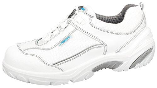 Abeba 4570-36 Crawler Chaussures de sécurité bas Taille 36 Blanc